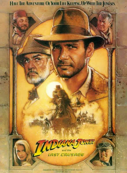I Watch Stuff | indiana jones